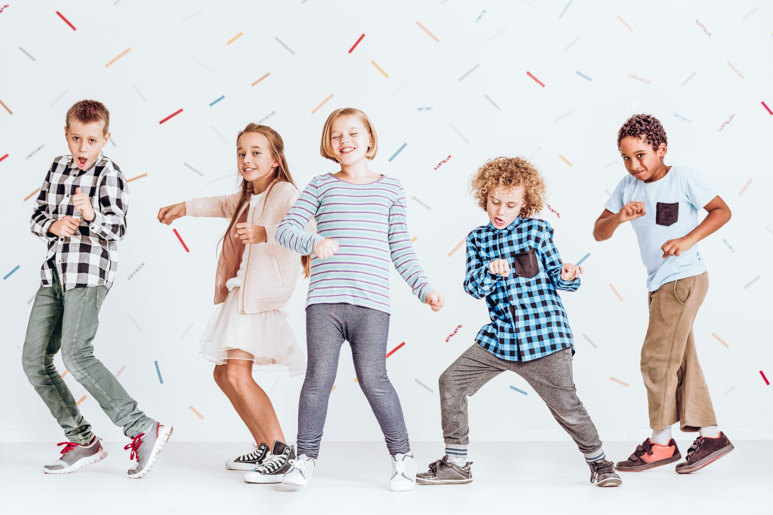 Dance Unit Design in PE